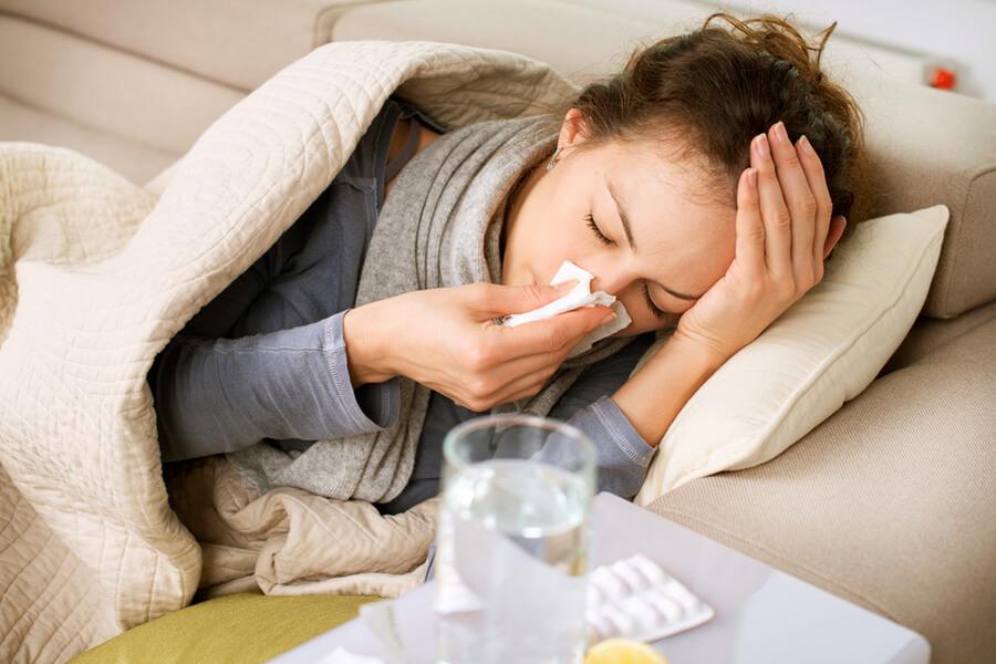 Jste připravení na chřipkové období?