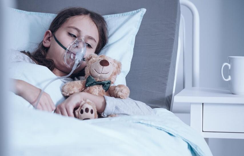Seriál Vzácné nemoci: Nemoc slaných dětí