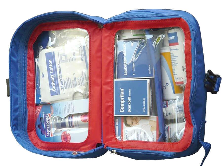 Co přibalit do cestovní lékárničky?