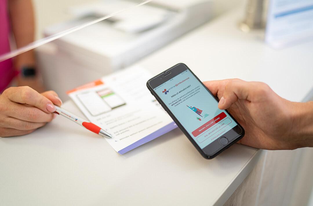 Stáhněte si mobilní aplikaci OnlineAmbulance