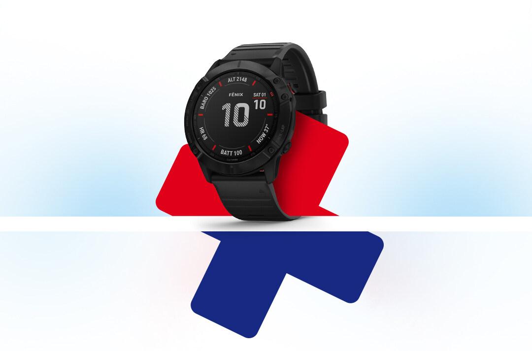Soutěž o sportovní hodinky Garmin