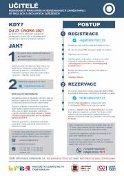 Informace k očkování proti COVID-19 pro učitele